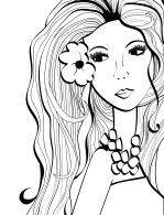 Vector Girl Graphic 1 cropped