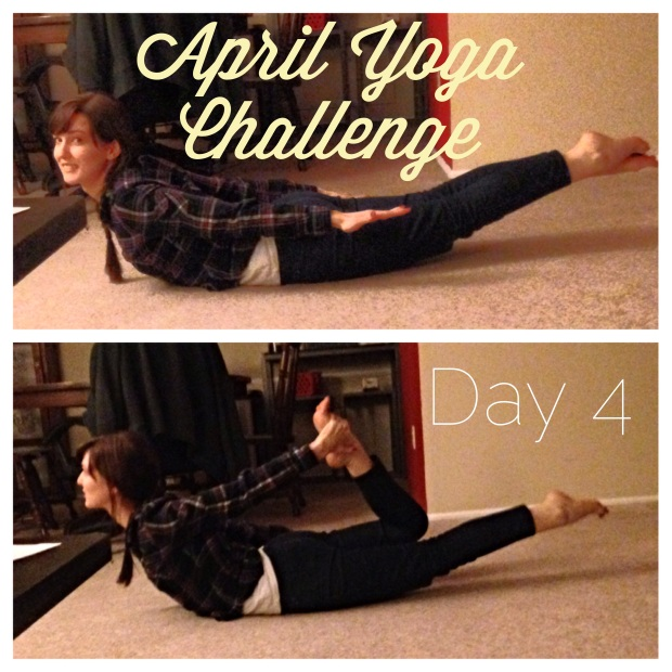 Yes, I'm in skinny jeans and a flannel shirt. Is there another way to do yoga?