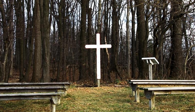 camp cross